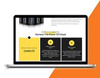 Partnership Page Design