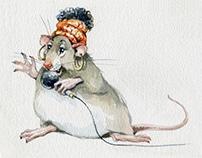 """The Rats"" #4"