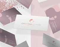 Cristina Illiano Make Up - Branding