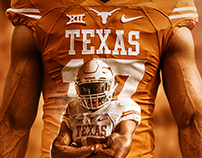Texas Longhorns Orange-White Game