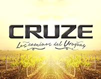 Chevrolet Cruze - Los caminos del Uruguay