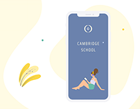 Cambridge English School App