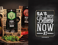 WOOLWORTHS BILTONG | REDESIGN