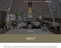 Auberge Napoleon Belgian Restaurant Website
