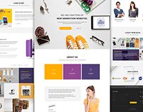 Home Page - Web Design Agency