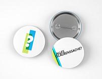 ALLES GLAUBENSSACHE? –Logo Design