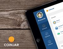 CoinJar Website & Apps