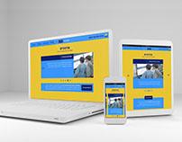 Yeruham Science Center | Web design UI