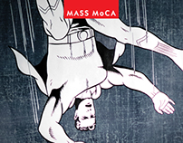 Advertising for MASS MoCA