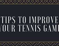 Tips to Improve Your Tennis Game