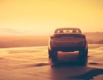 BMW Concept i4 location