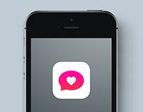 SkaDate - dating app for iOS. 2014