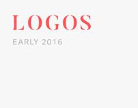 Logos Early 2016