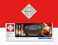 Tabasco Portugal - Social Media