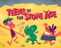 Teens of the Stone Age