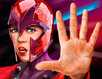 Magnet Woman