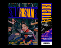 ROSALÍA CONCERT // POSTERS AND TICKETS