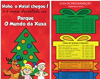 Flyer - O Mundo da Xuxa