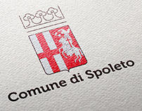 Municipality of Spoleto branding project