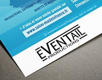Éventail Productions - Communication print et web