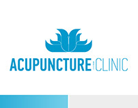 Acupuncture Clinic Logo Design