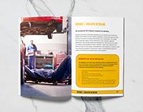 Catalog Design | Areesh Auto Spa