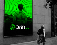 Drift Web ® | Rebranding Project