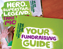 Macmillan Cancer Support fundraising pack