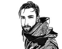 Practice Sketching - People