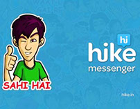 HIKE - Regional Stickers