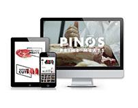 Pino's Prime Meats_Branding