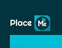 Place Me App Design (UI/UX)