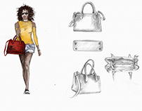 Bag design drawings
