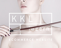 KKL Luzern Concert Hall Website