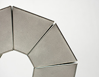 Tin-Plated Steel Nonagon
