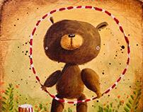circus bear