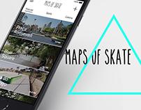 Maps of Skate