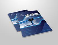 Catálogo tarifa precios Nordair 2014
