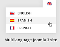 How to create content for multilanguage site?
