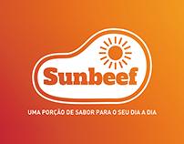 Identidade Visual Sunbeef