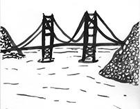 San Francisco Paintings