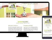 Webdesign: Immobilienbüro