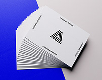 Free Blue Business Card