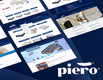 Piero - New Responsive Website