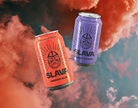 Slava Beer Branding