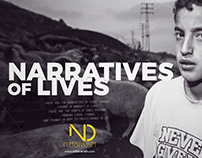 narratives of lives - photography showreel