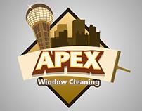 Logo Apex Window Cleaning