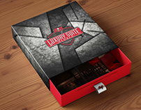2016 Luxury Suite Ticket Package Mockup