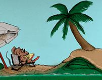Oxymoron Illustration