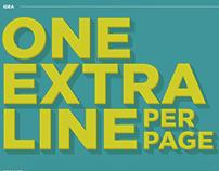 One Extra Line, MVOTMA